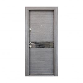 Usa Metalica Arta Door Arhitect 420 Gri + Negru